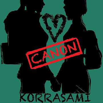 Official Korrasami CANON stamp by coralful