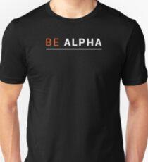 Sony Alpha - Be Alpha - Alpha Universe Unisex T-Shirt