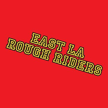 EAST LA ROUGH RIDERS HIGH SCHOOL CHEER SQUAD by hanelyn