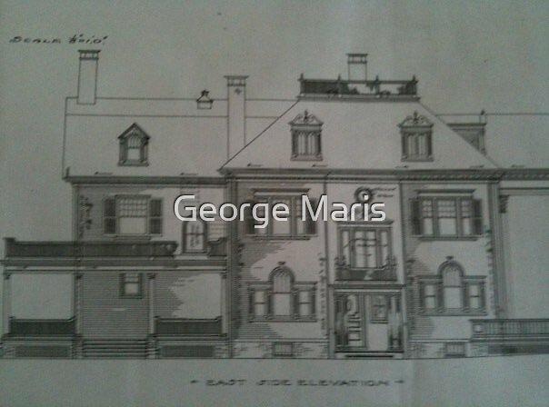 100 West Springettsbury ave york Pa, home of George Maris by George Maris