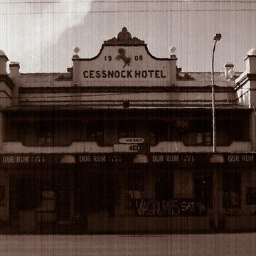Cessnock Hotel  by Ramace