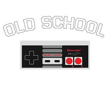 Old School - NES by Zero81
