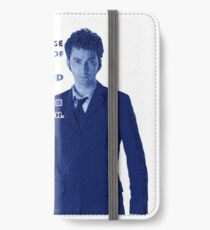 The Whole of space and time iPhone Wallet/Case/Skin