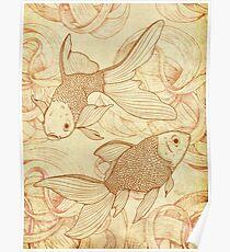 Goldfishes Nr. 2 Poster