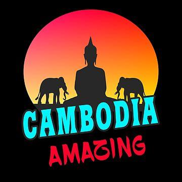 Cambodia sunset by Rocky2018