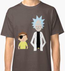 Evil Rick and Morty [PLAIN] Classic T-Shirt