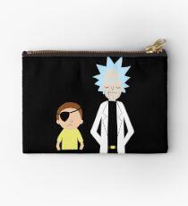 Evil Rick and Morty [PLAIN] Studio Pouch