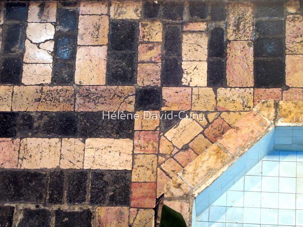 Mosaic by Hélène David-Cuny