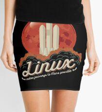 LINUX Mini Skirt