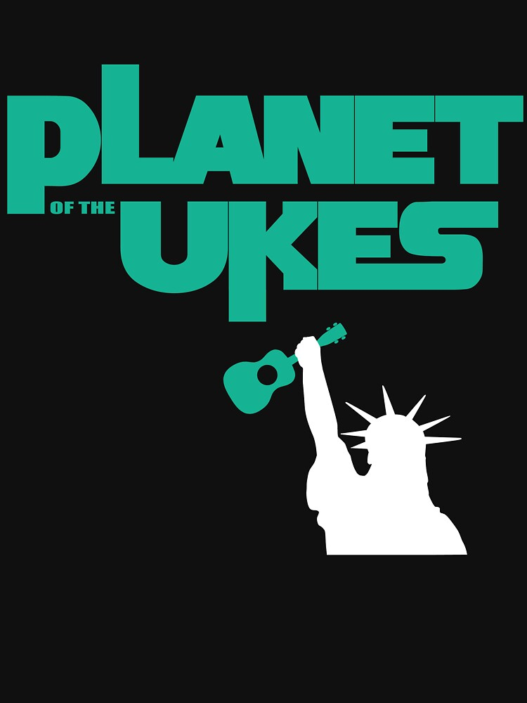 Planet Of The Ukes by Milgi