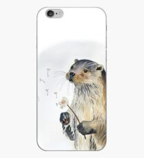 Wishing Otter iPhone Case