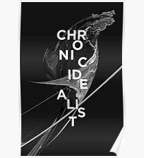 chronischer Idealist Poster