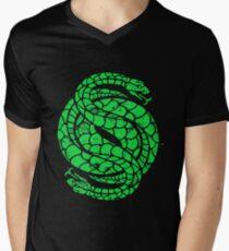 Strange Snake 2 Men's V-Neck T-Shirt