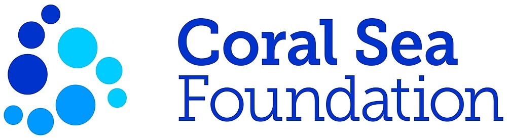 Coral Sea Foundation Logo by Reef Ecoimages