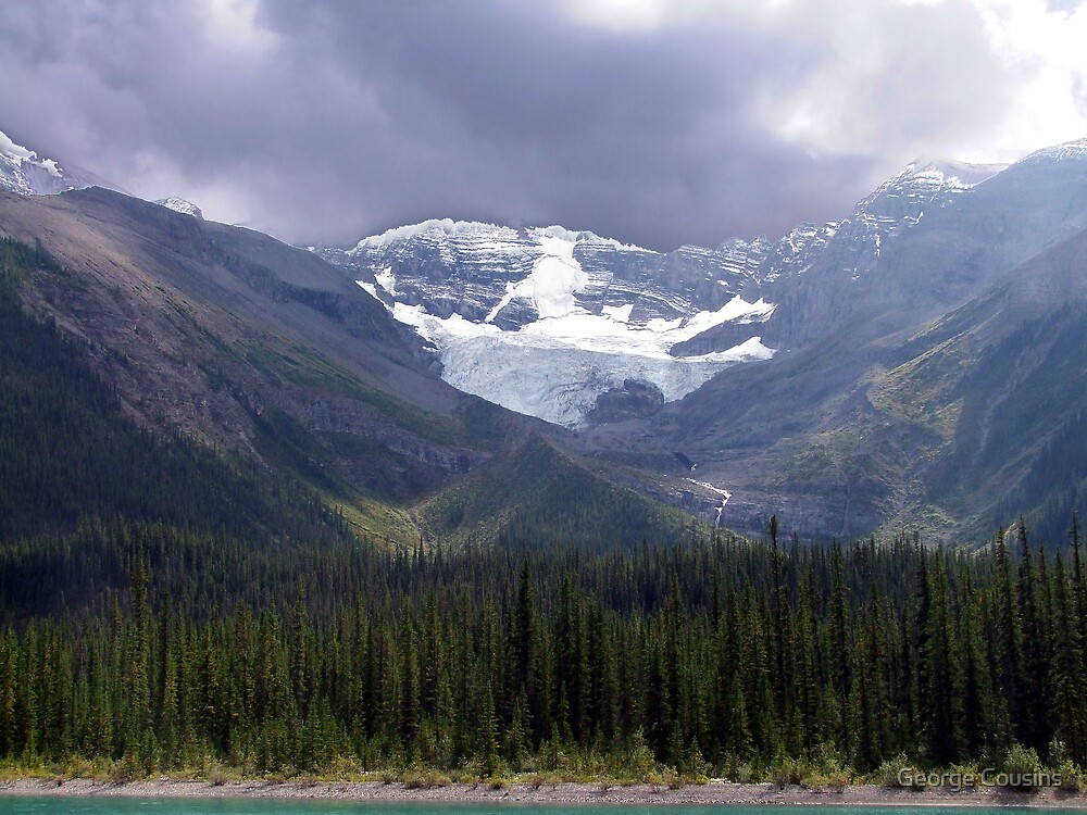 Faces of the Rockies by George Cousins