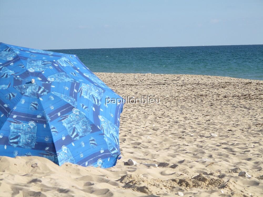 Sand and Blue by Pamela Jayne Smith