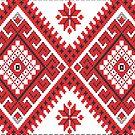 Ukraine Pattern - Ukrainian embroidery: вишивка, vyshyvka, #Ukraine #Pattern #Ukrainian #embroidery #вишивка #vyshyvka by znamenski