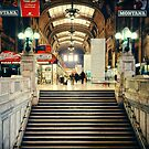 Milan central station by Silvia Ganora