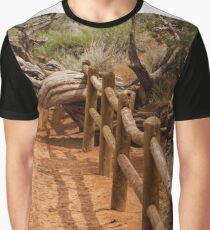 Another Hike To Another Arch - 2 ©  Graphic T-Shirt