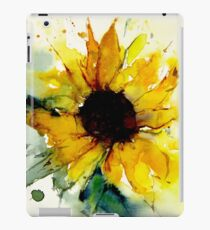 Sonnenblume iPad-Hülle & Skin