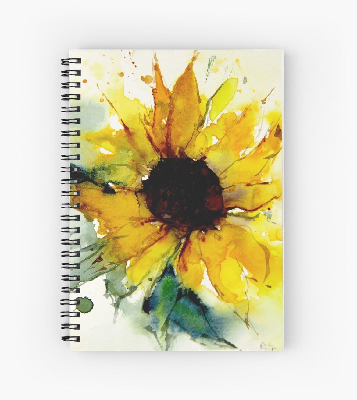 sunflower by annemiek groenhout
