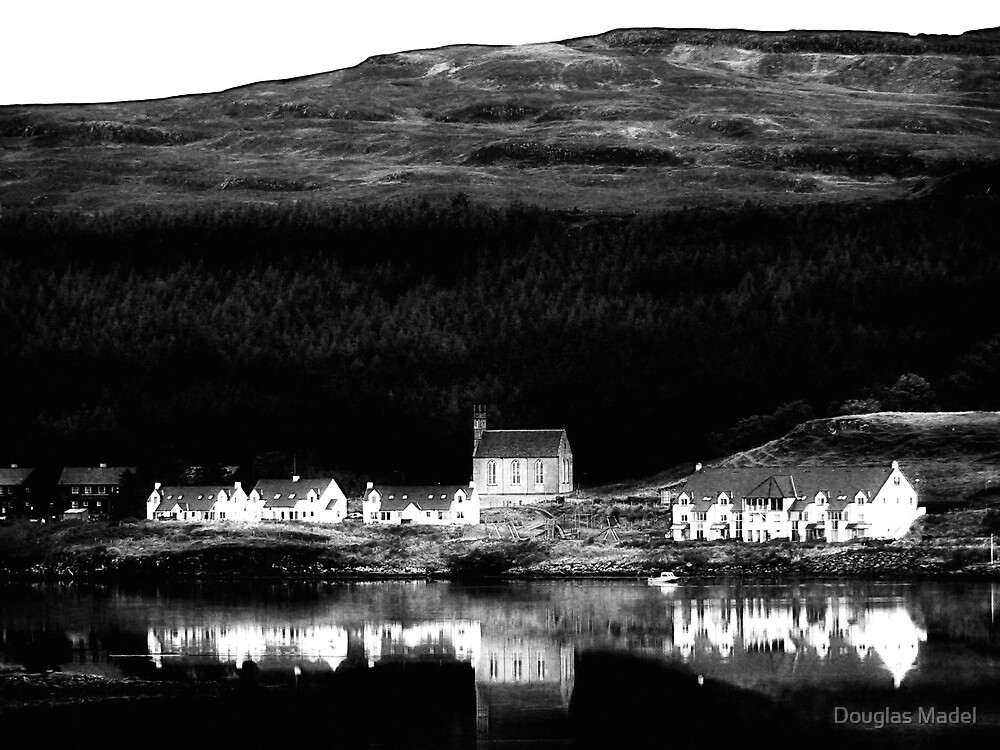 scottish reflections by Douglas Madel