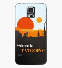 Willkommen auf Tatooine Hülle & Klebefolie für Samsung Galaxy