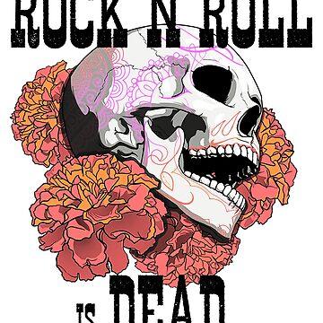 Lenny Kravitz: Rock'n'Roll is Dead. by Inmigrant