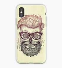 Hipster is Dead iPhone Case