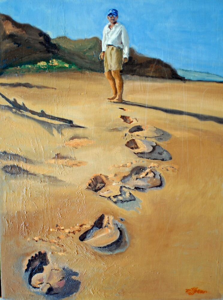 Footprints in Barbados by Phyllis Dixon
