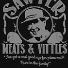 Sawyer Meats and Vittles by crowjandesigns