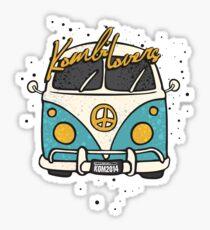 La van classic Sticker