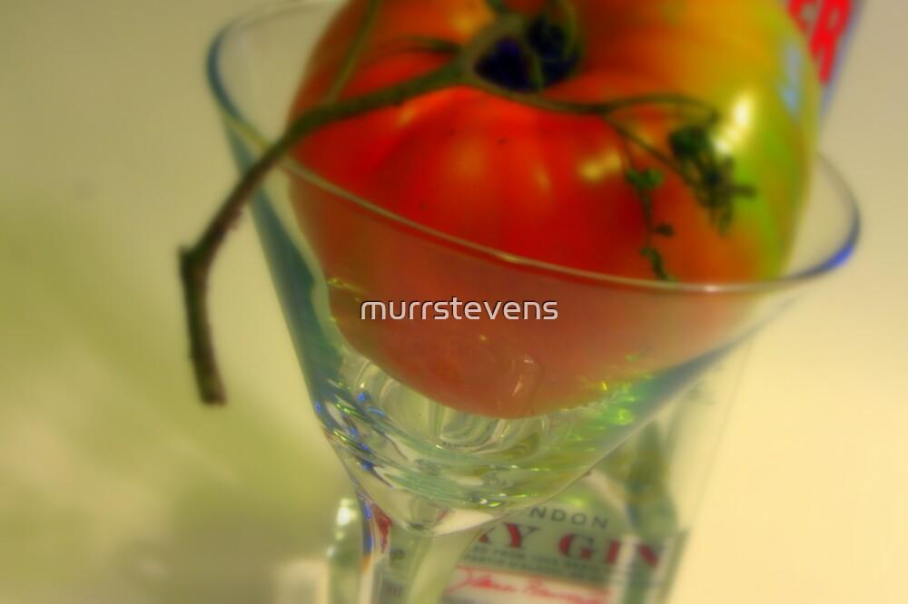 Gin Tomato by murrstevens