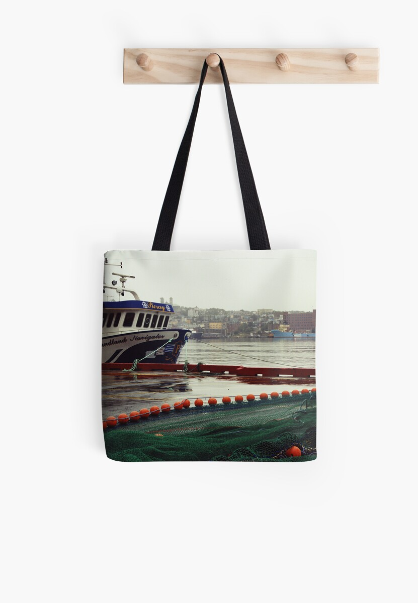 """  St. Johns Harbour  "" by fortner"