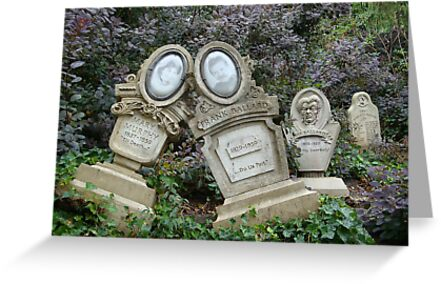 Boot Hill Cemetery by JillyPixie