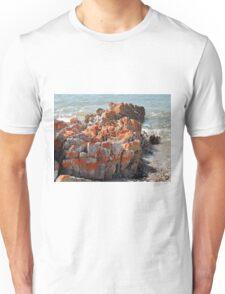 Rocky Cape Rocks, Northern Tasmania, Australia. Unisex T-Shirt