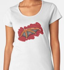 Batwing Women's Premium T-Shirt
