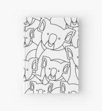 Minimalist Koala Hardcover Journal