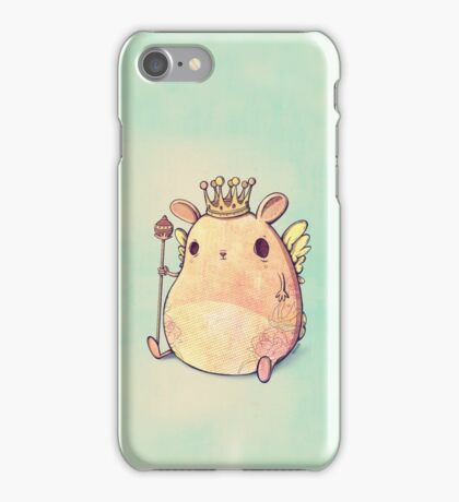 Prince Angel of Bunnyland iPhone Case/Skin
