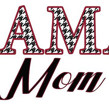 BAMA Mom by robinherrick