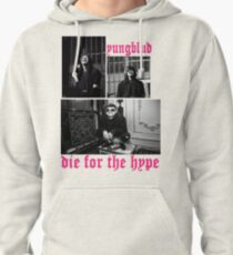 Yungblud Die For The Hype Collage Pullover Hoodie