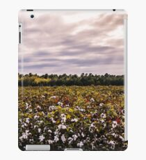 Cotton Field 23 iPad Case/Skin