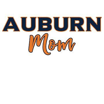 Auburn Mom by robinherrick