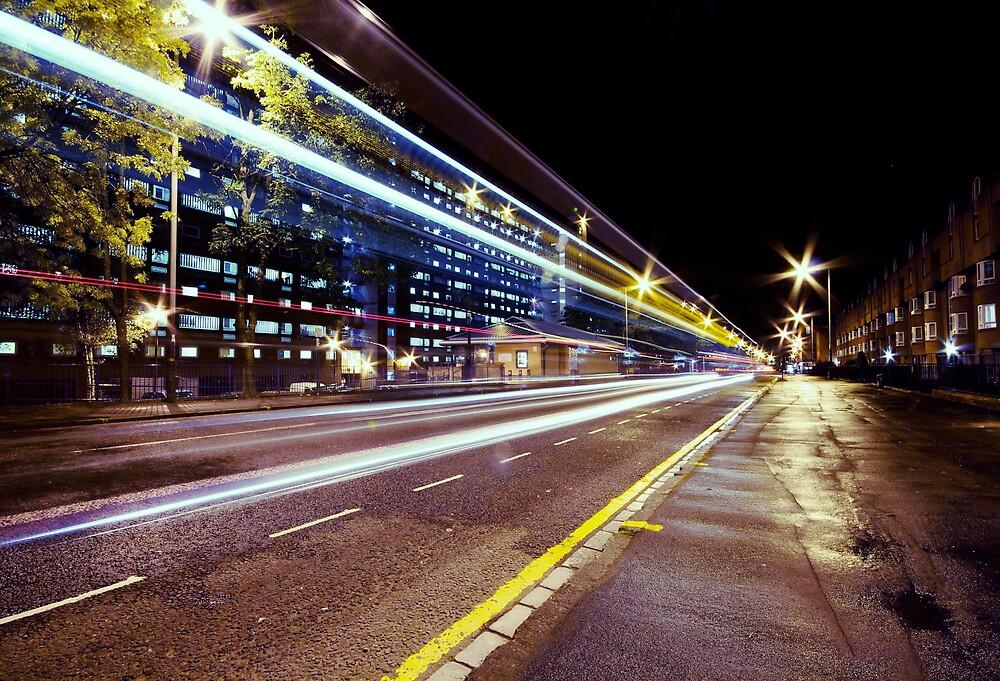 St Vincent Street by Daniel Davison