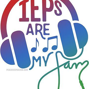 IEPs Are My Jam! © by Peachie Speechie ® by PeachieSpeechie