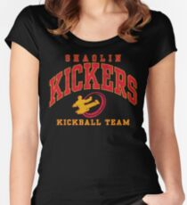 Shaolin Kickers Women's Fitted Scoop T-Shirt