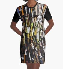 for the love of books  Graphic T-Shirt Dress