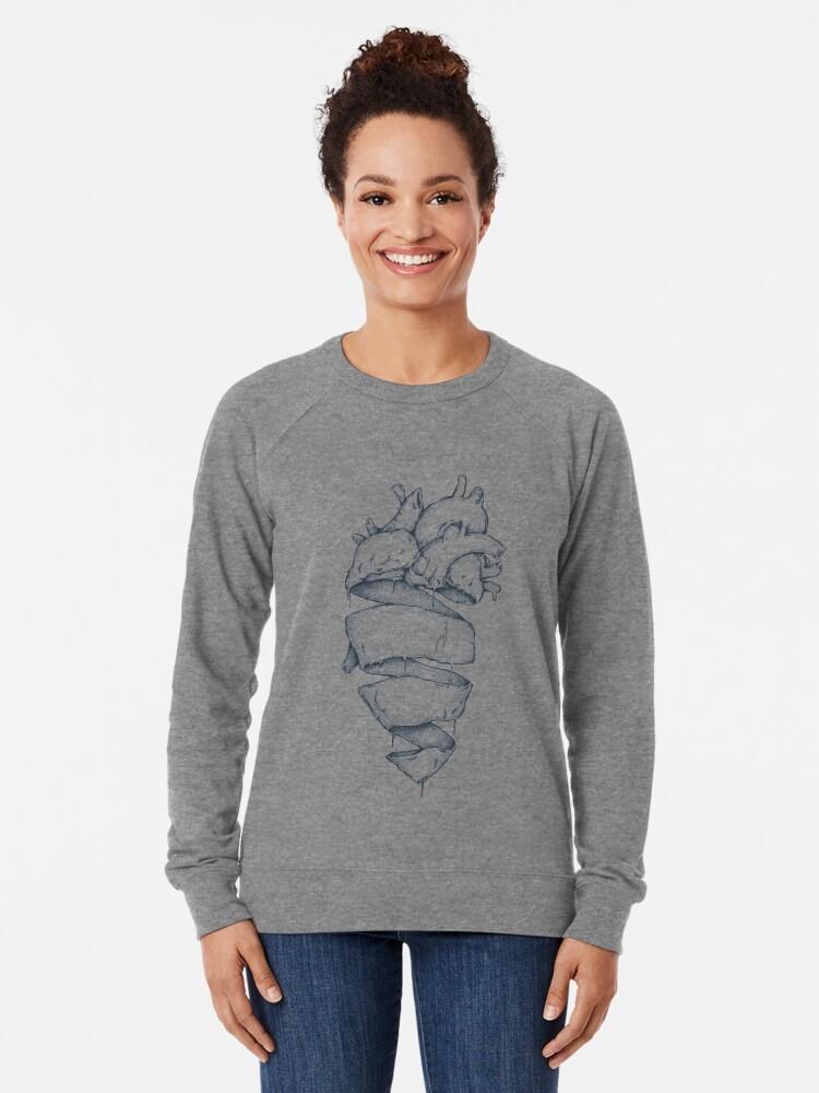 Alternate view of Heartbreaker Lightweight Sweatshirt
