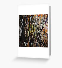 for the love of books  Greeting Card