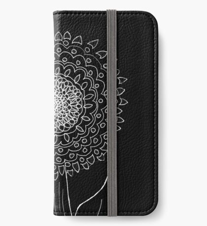 Beaut Ball Bloom iPhone Wallet